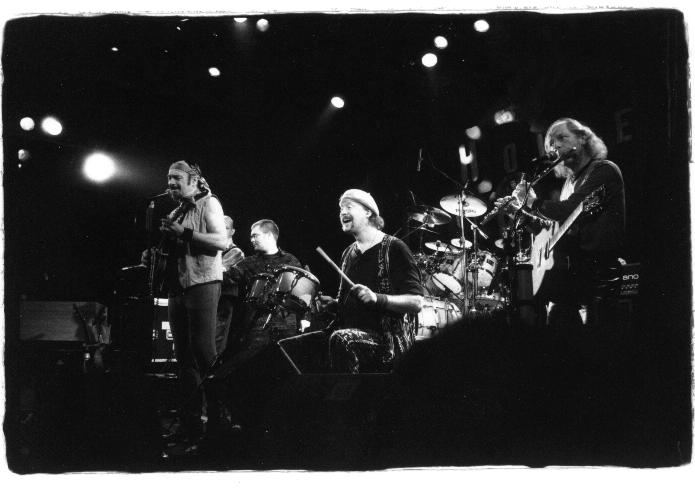 Jethro Tull Live at The House of Blues 1999